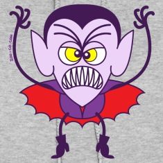 Scary Halloween Dracula Hoodies
