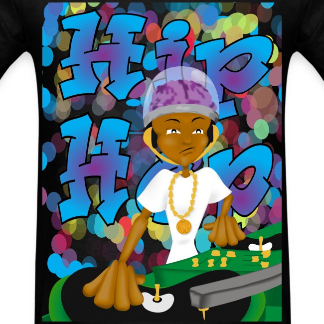 Mr. DJ T-Shirt