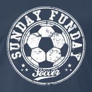 Design ~ sunday funday soccer T-Shirts