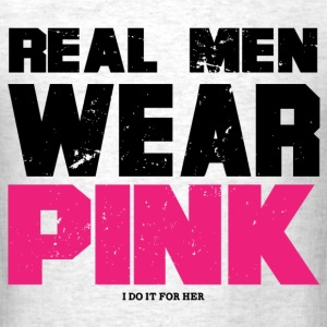 Breast Cancer Awareness T-Shirts - Men's T-Shirt