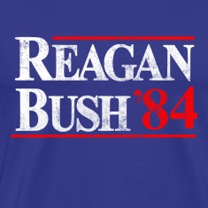 Reagan - Bush '84