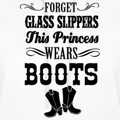 Country Thang-Forget Glass Slippers Hoodies