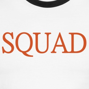 squadlogo T-Shirts - Men's Ringer T-Shirt