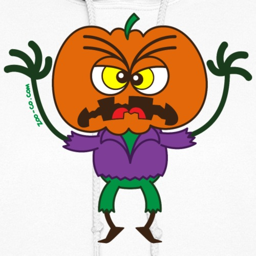 Scary Halloween Scarecrow