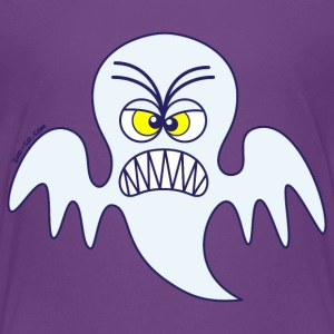 Scary Halloween Ghost Baby & Toddler Shirts - Toddler Premium T-Shirt