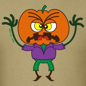 Scary Halloween Scarecrow T-Shirts - Men's T-Shirt