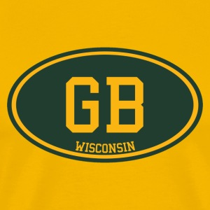 GB Wisconsin T-Shirts - Men's Premium T-Shirt