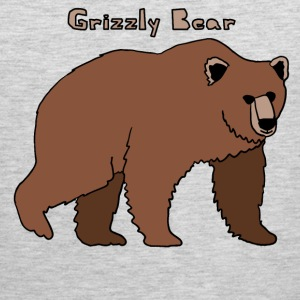 grizzly bear Men - Men's Premium Tank