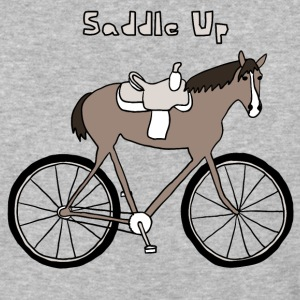saddle up T-Shirts - Baseball T-Shirt