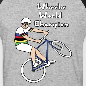 wheelie world champion T-Shirts - Baseball T-Shirt