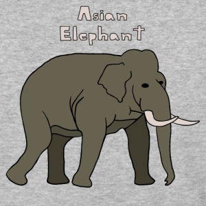 asian elephant T-Shirts - Baseball T-Shirt