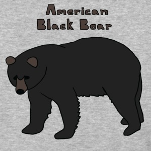 american black bear T-Shirts - Baseball T-Shirt