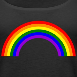 Rainbow Tanks - Women's Premium Tank Top
