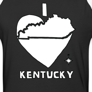 i heart Kentucky (white) T-Shirts - Baseball T-Shirt