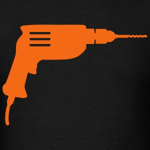 Power drill T-Shirts - Men's T-Shirt