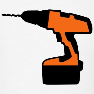 Cordless screwdriver T-Shirts - Men's T-Shirt