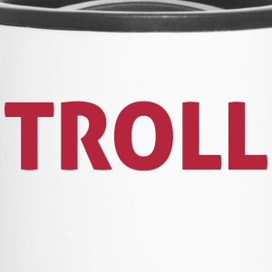 Troll Bottles & Mugs - Travel Mug