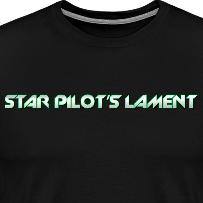Star Pilot's Lament Title Tee