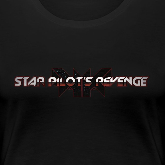 Star Pilot's Revenge Ladies Title Tee