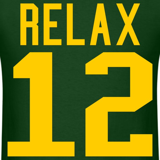Relax 12 in Yellow