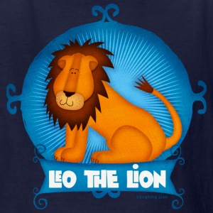 Leo The Lion Kids T - Kids' T-Shirt