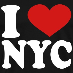 I Love NYC T-Shirts - Men's Premium T-Shirt