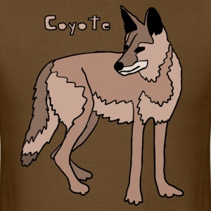 coyote T-Shirts - Men's T-Shirt