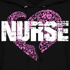 Made for NURSES Hoodies