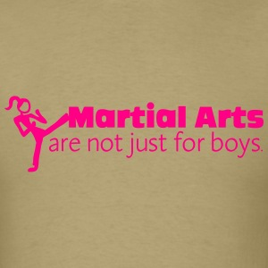 Not Just for Boys - Men's T-Shirt