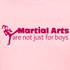 Not Just for Boys - Women's T-Shirt