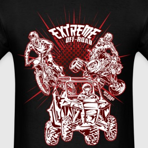 Extreme Supercross Shirt T-Shirts - Men's T-Shirt