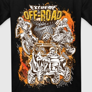 Extreme Off-Road Racing Kids' Shirts - Kids' T-Shirt