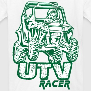 UTV Racing Green Kids' Shirts - Kids' T-Shirt