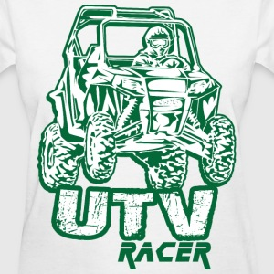 UTV Racing Green Women's T-Shirts - Women's T-Shirt