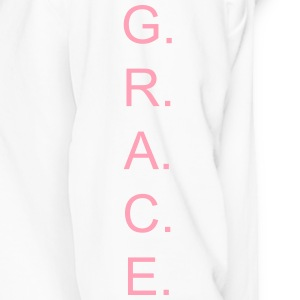 G.R.A.C.E. Official Pink/White Jacket  - Women's Hoodie