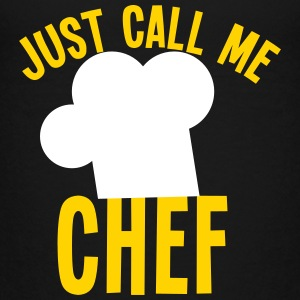 Just call me CHEF cook cooking funny Kids' Shirts - Kids' Premium T-Shirt