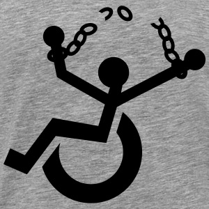 against ableism - Men's Premium T-Shirt