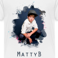 Design ~ MattyB Splash Kids T-Shirt