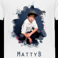 Design ~ MattyB Splash Kids T-Shirt