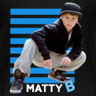 Design ~ MattyB Bar Kids T-Shirt