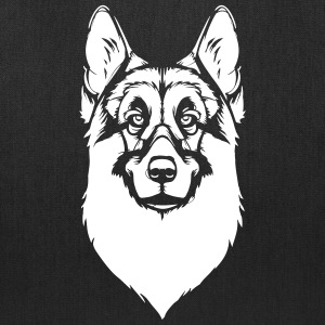 German Shepherd Bags & backpacks - Tote Bag