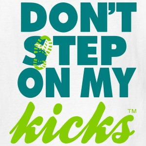 DON'T STEP ON MY KICKS - Kids' T-Shirt