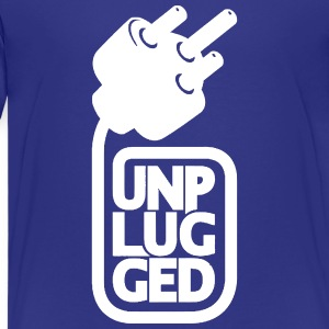 UNPLUGGED Youth Tee - Kids' Premium T-Shirt