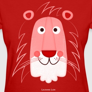 Women's Lion Face T - Women's T-Shirt