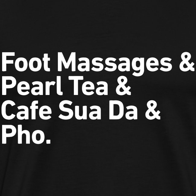 Foot Massages... Pho (Mens)