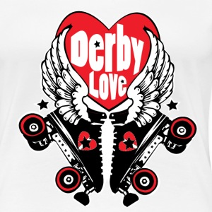 Derby Love - Women's Premium T-Shirt