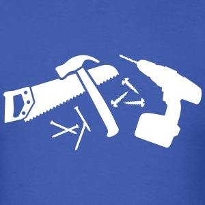Tools T-Shirts - Men's T-Shirt