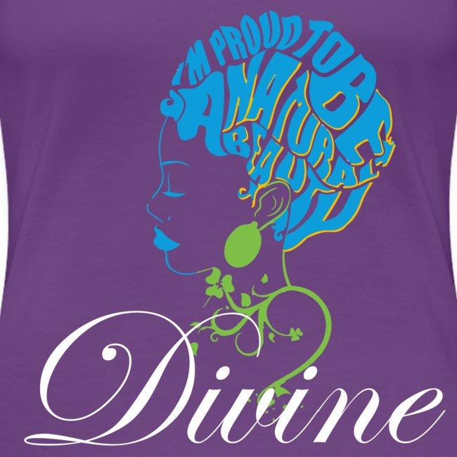 Divine Women's Premium T-Shirt
