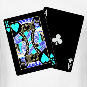 Blackjack T-Shirts - Men's T-Shirt