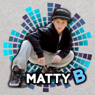 Design ~ MattyB Digital Kids Hoodie